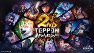 TEPPEN 2nd Anniversary wallpaper 2