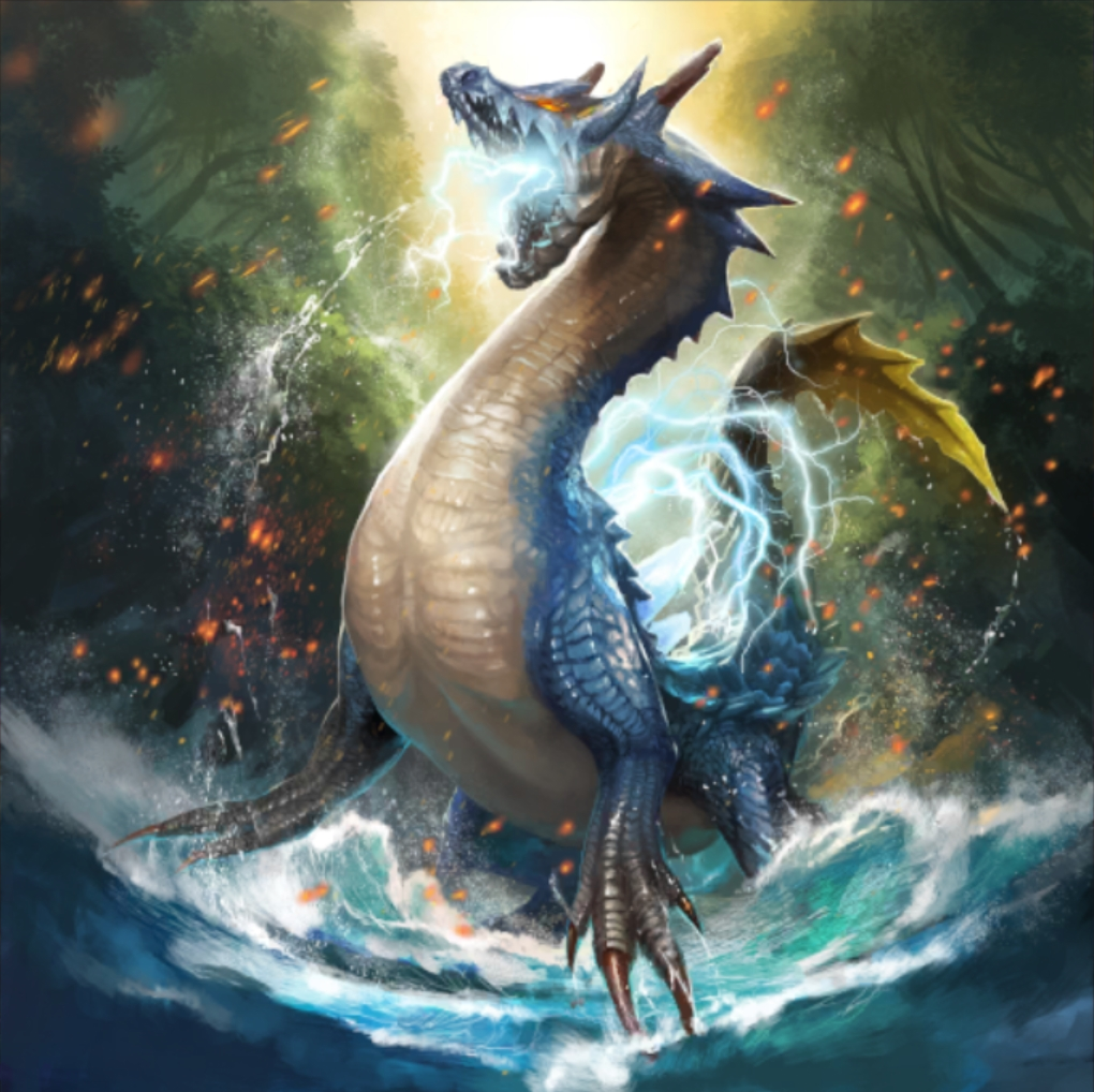 Lagiacrus Cor 015 Teppen Wiki Fandom As such, its body is covered in vivid blue points of light. lagiacrus cor 015 teppen wiki fandom