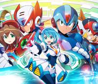 Card List/Mega Man