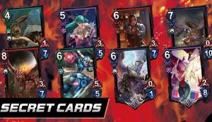 Card List/Secret Cards