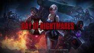 """DAY OF NIGHTMARES"" CARD PV TEPPEN (EN)"