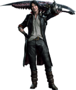Devil May Cry 5 - EX Color Dante