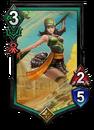 Warrior's Wife (T058)
