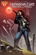 Terminator Revolution 3 cover variant