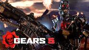 Gears 5 - Terminator Dark Fate Reveal - E3 2019