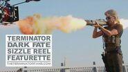 TERMINATOR 6 DARK FATE - James Cameron SIZZLE REEL Featurette