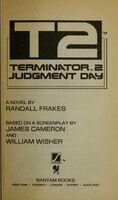 T2JD novel title page