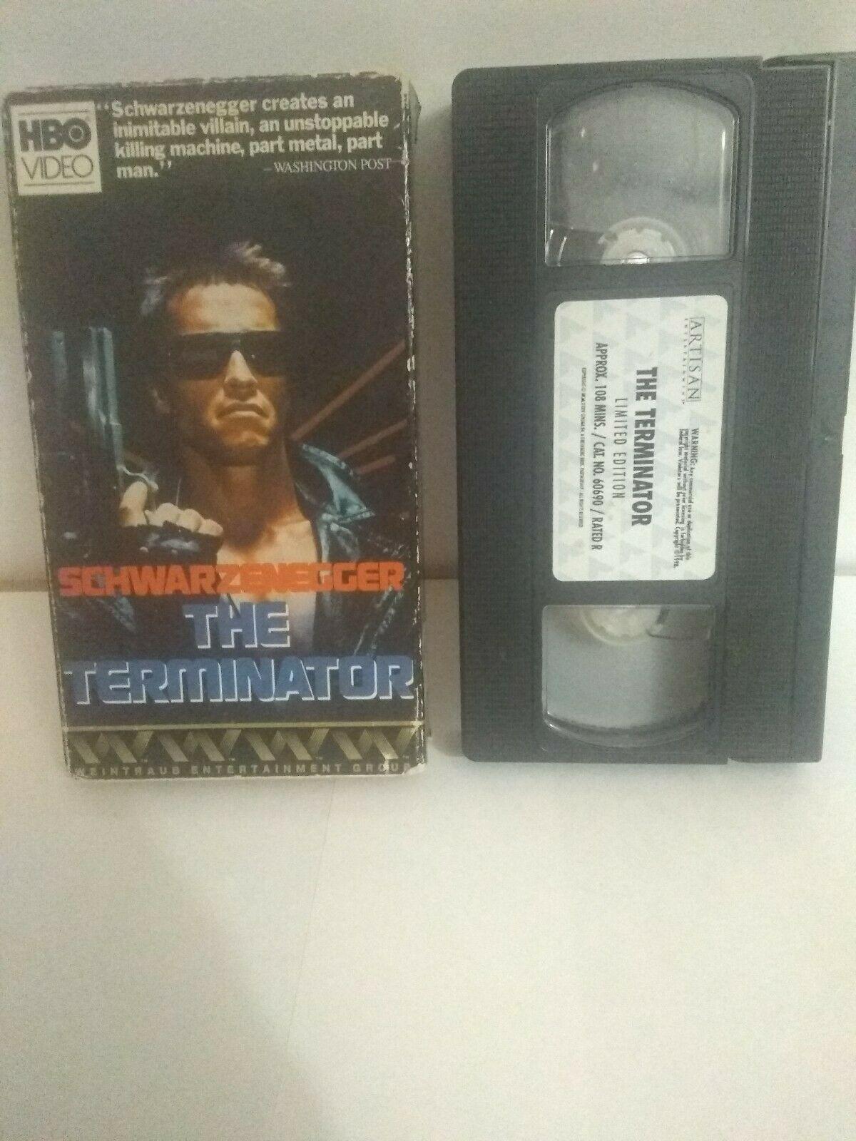 The Terminator (home video release)