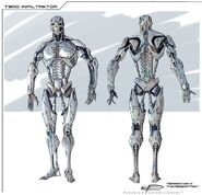 T 900 infiltrator concept
