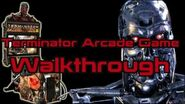 Terminator Salvation Arcade Game Chapter 1 Walkthrough JOYSTICK
