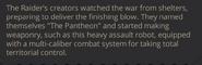 Raider bio