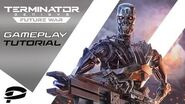 Terminator Genysis Future War Gameplay Video
