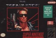 The Terminator SNES front