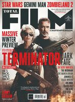 TDF Total Film magazine cover 2