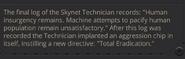 Technician bio