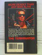 Terminator Frakes back cover