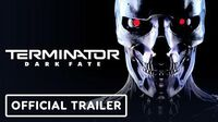 Terminator- Dark Fate Official Trailer -2