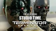 The Sounds of REV-9 Studio Time—Terminator Dark Fate, Ep