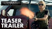 Terminator Dark Fate - Official Teaser Trailer (2019) - Paramount Pictures