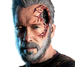Terminator DF head