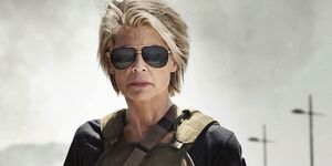 Sarah Connor/Dark Fate
