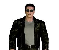 Arnold T2 (WWE)