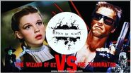 The Wizard of OZ VS The Terminator - The Tinmanator