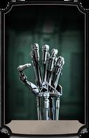 TerminatorEquipmentKardT-800EndoskeletonArmUpgraded