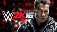 WWE 2016 Terminator Entrances and Finishing Moves
