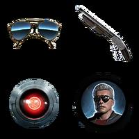 Terminator 101 Icons TextureAtlas
