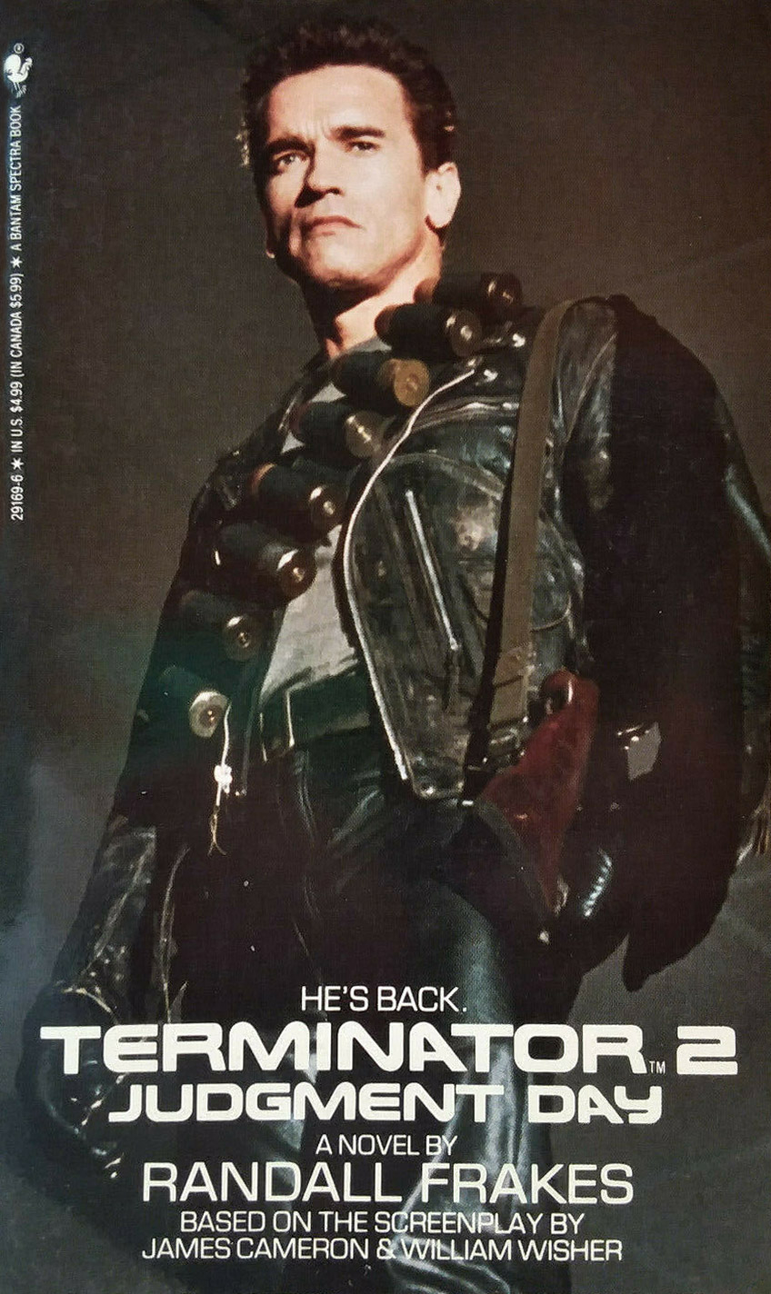 Terminator 2: Judgment Day (novel)