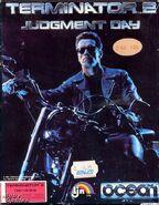 Terminator 2 C64 front