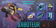 Saboteur PROMO