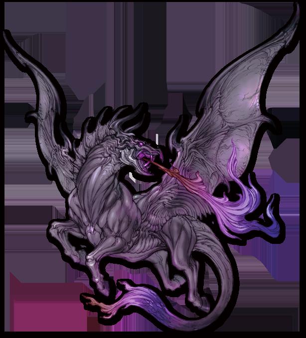Dark Pegawyrm