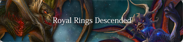 Royal Rings Descended