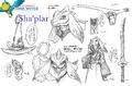 Sha'plar concept