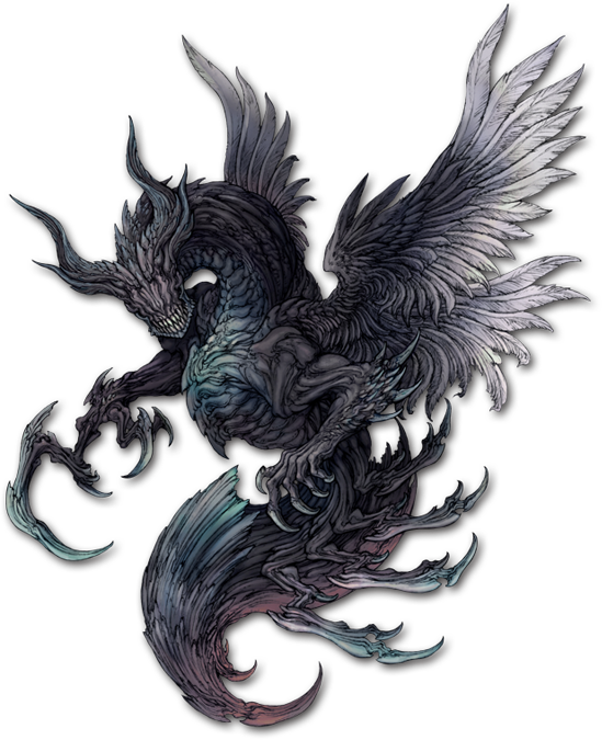 Bahamut (Enemy)