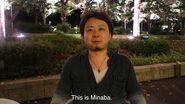Terra Battle Download Starter 200,000 Downloads Message from Hideo Minaba