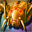 Golden Arachnobot O