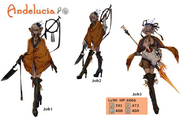 Andelucia promotional