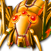 Golden Arachnobot