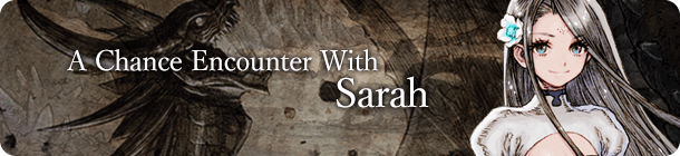 A Chance Encounter With Sarah