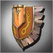Vermilion Shield