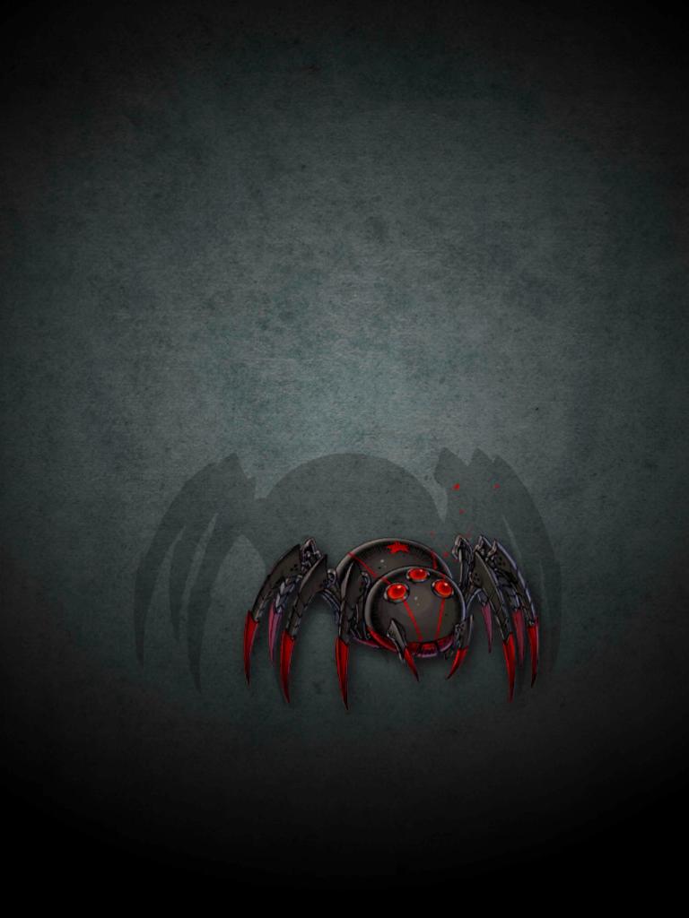 Arachnobot's Tale/Story