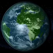 Terraformed Earth-6