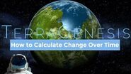 How To Calculate Change Over Time - TerraGenesis Tutorials