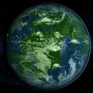 Terraformed Earth-5
