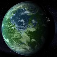 Terraformed Pluto