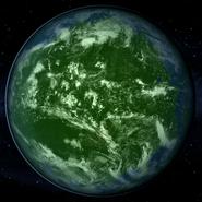 Terraformed Earth-7