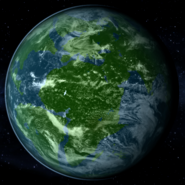 Terraformed Earth-4